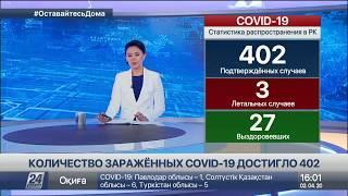 Стало известно еще о 21 случае заражения коронавирусом в Казахстане