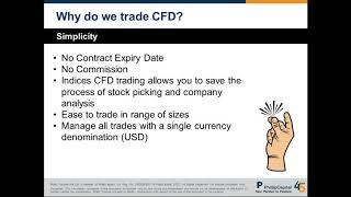 Trading Indices and Shares CFD Using MT5