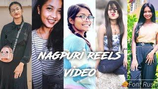 NEW SADRI/NAGPURI INSTAGRAM REELS TIK TOK VIDEO | ADIVASI TIK TOK GIRLS REELS VIDEO COLLECTION 2021