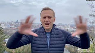 """Навальный летит с """"Победой""""?"""
