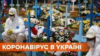 Коронавирус в Украине. Как изменилась статистика после Пасхи