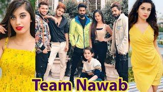 Team Nawab New Tik Tok, Somya Daundkar, Doll, Dhvani Bhanushali, Lucky D,Shilpa Shetty,Mr Faisu,2020