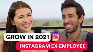 3 ways to grow organically on Instagram in 2021 (by Jon Youshaei, Instagram ex-employee)