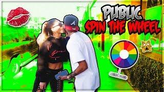 EXTREME SPIN THE WHEEL: PUBLIC INTERVIEW!!! *Gone RIGHT* Ft. Instagram BADDIE
