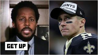 Reacting to Drew Brees apologizing on video via Instagram | Get Up