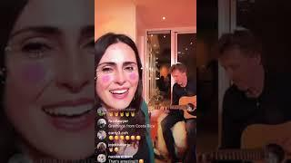 Within Temptation #TogetherAtHome Instagram liveshow in support of the World Health Organization