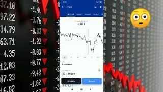 Тинькофф Инвестиции Падение Рынка, Мои Потери!!!