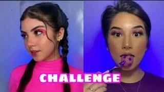 melhores challenge do Instagram | inspiração de challenge | challenge maquiagem