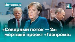 «Проект мертвый. Только политическая возня»: Михаил Крутихин о проекте «Северный поток — 2»