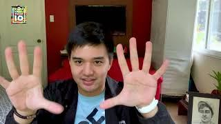 ANTON FAUSTO Shares His Family's Fitness Technique | MYX DAILY TOP 10