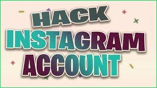 *NEW* Instagram Hack - How To Hack Any Instagram Account In 2020 (Ios/Android)