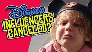 "Disney Instagram ""Influencers"" CANCELED as Media Takes MASSIVE Ad Revenue Hit?"