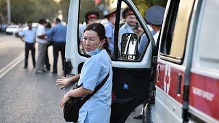 В Кыргызстане запустили колл-центр по вакцинации. COVID-19 в СНГ