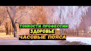 Тонкости профессии   Время работы   Здоровье   Активность   Трейдинг.