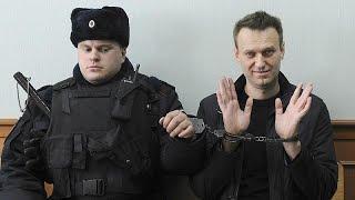 Премия имени Сахарова присуждена Алексею Навальному