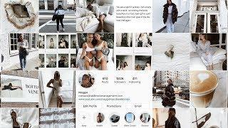 HOW I EDIT MY INSTAGRAM PHOTOS 2020: white aesthetic + maintaining a theme