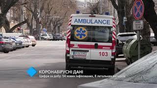 Коронавирус в Одесской области: 54 новых инфицированных, 8 летальный случаев