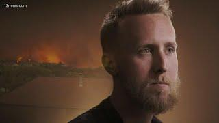 Surviving Granite Mountain Hotshot shares his road to recovery