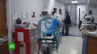 """Байден сравнил удар коронавируса по США с """"не похожей ни на что бурей"""""""