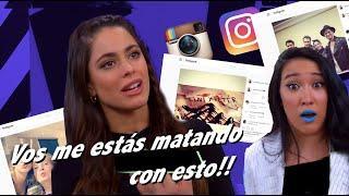 Porque Tini borró sus fotos de Instagram?