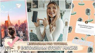 9 Instagram Story Tricks (2019 - 2020)   AnaJohnson