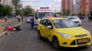 Страшная авария на Щелковском шоссе