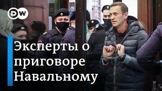 Мог ли Навальный навязать Кремлю сценарий с реальным сроком и тюрьмой?