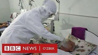 Ўзбекистон: Коронавирус беморларини даволаганимиз тан олинмаяпти – O'zbekiston BBC News O'zbek