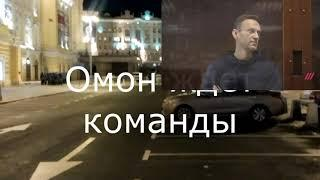 Аудиозапись речи Навального по поводу отвода судьи, ведущей процесс о клевете на ветерана/12.02.2021