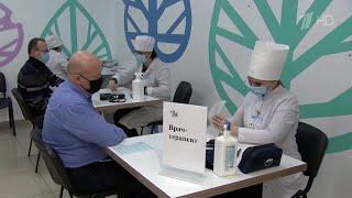 В России за сутки выявлено 22 236 новых случаев коронавируса.