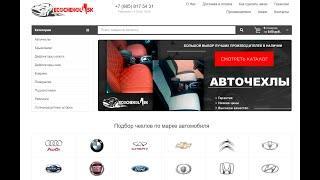 Интернет-магазин автомобильных аксессуаров «EcoCheholMSK»