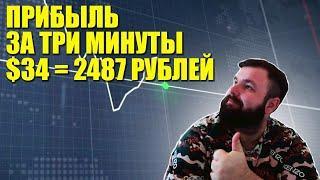 торговля по объемам | бинарные опционы | стратегия на 3 минуты для новичков