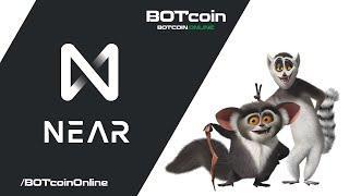 Криптовалюта NEAR Protocol (NEAR)   Инвестиции в криптовалюту   Анализ криптовалют   BOTcoin.Online