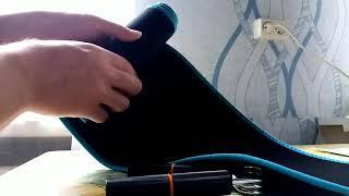 Обзор на пояс для похудения и ручной эспандер приобретенный через интернет магазин