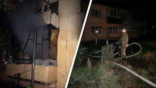 Чудовищный пожар забрал жизни трех детей в Самарской области