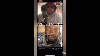 #HolyTenvsEnzoIshall CLASH on Instagram LIVE [FULL VIDEO]