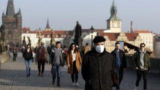 Массовое тестирование на коронавирус в чешских компаниях…