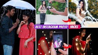 Instagram এর জন্যে অসাধারণ Mobile Photography Tricks | Most EASY MOBILE PHOTOGRAPHY Hacks