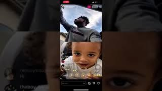 NBA Youngboy Live on Instagram w/ richthekid Speaks on Nobody Safe Album 8/1/20