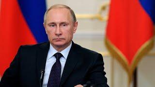 Путин поблагодарил волонтёров России