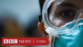 Коронавирус: Энг ёмони ҳали олдиндами? O'zbekiston, koronavirus, дунё - BBC News O'zbek