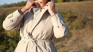 Новая коллекция пуховиков в интернет-магазине «Стеклянная Улитка» ! Плащи-Пуховики ADD.