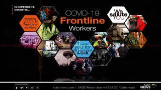 PODCAST-COVID-19 Frontline Workers Part IX: A petrol attendant shares his story