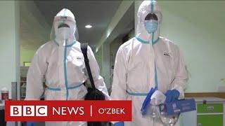 Коронавирус йўқ нарсами?  - O'zbekiston koronavirus дунё - BBC News O'zbek
