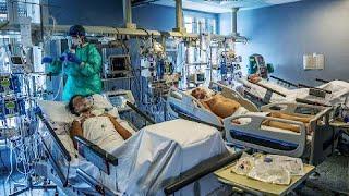 Коронавирус мутирует. Новые штаммы смертельны и беспощадны. COVID-19 в России