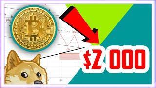 ЭКСПЕРТЫ: БИТКОИН ↘ $2000 | Биткоин Прогноз Аналитика | Bitcoin сегодня Новости | Криптовалюта btc