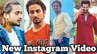Team 07 Latest TikTok Comedy Video, Mr Faisu New Instagram Video, Hasnain Adnaan Saddu Faiz TikTok96