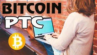 Free bitcoin. Bitcoin best PTC. Криптовалюта Биткоин с нуля.