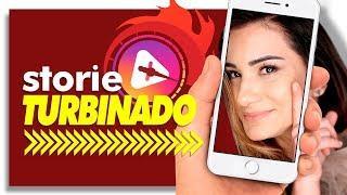 STORIES TURBINADO: Como bombar o seu Perfil com Instagram Stories | Rejane Toigo