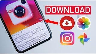 How To Save Instagram Videos & Photos on iPhone/Android! (2020)